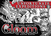 Gloom Card Game, Unfortunate Expeditions Expansion (2nd Edition)