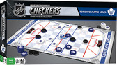 NHL Checkers board game: Toronto Maple Leafs