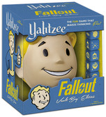 Yahtzee: Fallout Vault Boy Edition dice game