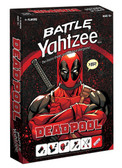 Battle Yahtzee: Marvel Deadpool Edition dice game