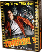 Zombies!!! 3: Mall Walkers, 2nd Edition Board Game Expansion