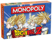 Monopoly: Dragon Ball Z Collector's Edition board game