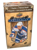 2008-09 Upper Deck Artifacts Hockey Trading Cards Blaster Box
