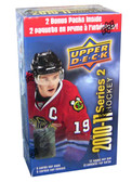 2010-11 Upper Deck Series 2 Blaster Box NHL hockey cards