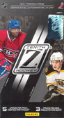 2010-11 Panini Zenith Blaster Box hockey cards