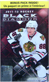 2011-12 Upper Deck Black Diamond Blaster Box NHL hockey cards