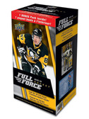 2015-16 Upper Deck Full Force Blaster Box Hockey cards