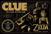 Clue: Legend of Zelda Collector's Edition, board game