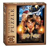 Harry Potter Sorcerer's Stone Collector's Puzzle 550 Pieces