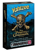 Battle Yahtzee: Pirates of the Caribbean Edition dice game