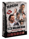 Battle Yahtzee: AMC The Walking Dead TV Edition dice game