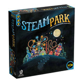 Steam Park base board game