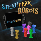 Steam Park: Robots board game expansion