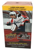 2011-12 Upper Deck Series 1 Hockey 12 Pack Blaster Box