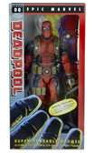 Deadpool 1/4 Scale 18 Inch Marvel Action Figure