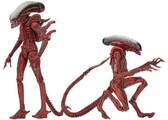 "Aliens Genocide 2-Pack 'Big Chap' Xenomorph and Dog Alien 7"" Scale Figures"