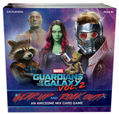 Guardians of the Galaxy Volume 2, Gear Up and Rock Out! An Awesome Mix Card Game