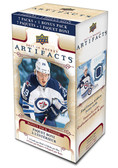 2017-18 Upper Deck Artifacts NHL hockey cards 8-Pack Blaster Box