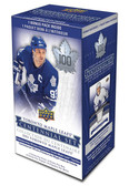 2017 Upper Deck Toronto Maple Leafs 100th Centennial Hockey Cards Blaster Box