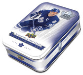 2017 Upper Deck Toronto Maple Leafs 100th Centennial Set Hockey Cards Tin