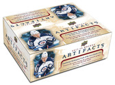 2017-18 Upper Deck Artifacts NHL hockey cards Retail Box of 24 Packs