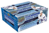 2017-18 Upper Deck Series 1 hockey cards Sealed Retail Box with 24 Packs
