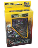 Force of Will Reiya Cluster: King of the Mountain Light Starter Deck