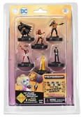 DC Heroclix Harley Quinn Gotham Girls Fast Forces 6 pack