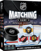 NHL Matching Game by Masterpieces