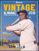 2017 Beckett Vintage Almanac Issue #3 for All Sports