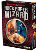 Dungeons & Dragons Rock Paper Wizard Game