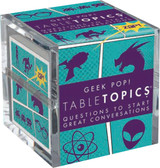 Tabletopics Geek Pop Party Game