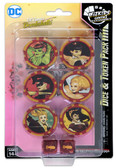 DC Heroclix Harley Quinn Gotham Girls Dice and Token Pack