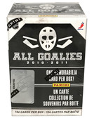 2010-11 Panini All Goalies Hockey Box Set