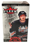 2005-06 Fleer Ultra Blaster Box NHL Hockey Cards