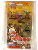 Hammer Of Thor Marvel Heroclix Fast Forces Pack of 6 Figures