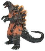 "Classic 7"" 1995 Burning Godzilla Version 12"" Head To Tail Action Figure"