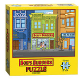 Bob's Burgers Collector's Puzzle 550 Pieces