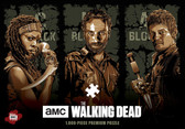 AMC The Walking Dead Fight the Dead Puzzle 1000 Pieces