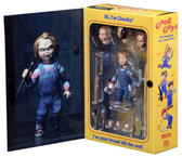 Ultimate Chucky 7″ Action Figure, by NECA