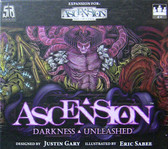 Ascension: Darkness Unleashed Deck Building Game DBG Expansion