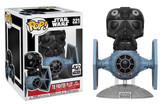 "Funko Pop! Deluxe Star Wars Tie Fighter and Tie Pilot 5"" Figure"