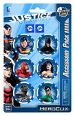 DC HeroClix: Justice League – Trinity War Dice & Token Accessory Pack