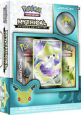 Copy of Pokemon Mythical Creatures Collection Box: Jirachi