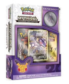 Pokemon Mythical Creatures Collection Box: Genesect with Pin