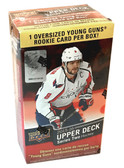 2015-16 Upper Deck Series 2 hockey Blaster Box With Oversize Bonus Card