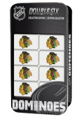 Chicago Blackhawks NHL Double-Six Collector Edition Dominoes
