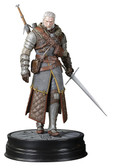Dark Horse Deluxe The Witcher 3 Wild Hunt Geralt Grandmaster Ursine Armor Figure