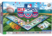 MLB-opoly Jr. Junior Board Game By Masterpieces Puzzle Company