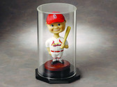 Bobblehead Single Circular Display Case